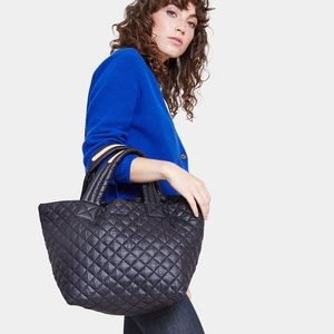 MZ Wallace small metro tote - black